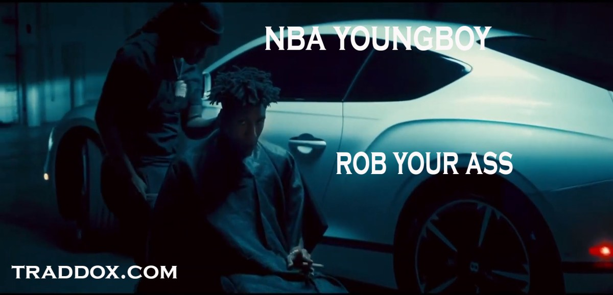 NBA YoungBoy – Rob Your Ass ( Official Music Video )