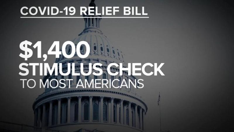 3rd stimulus update
