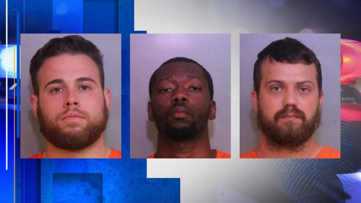 3 polk sheriffs arrested for evidence tampering