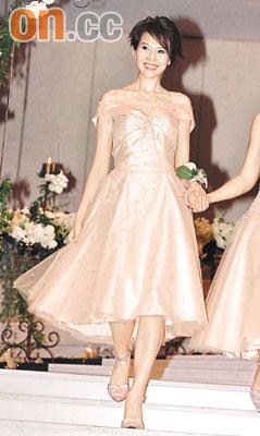 蔡少芬下周六香港結婚 重慶擺婚宴傳聞不實(圖)_cctv.com提供