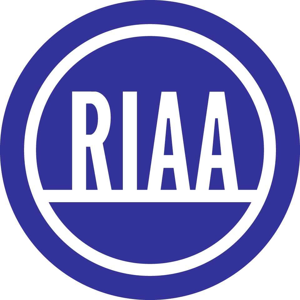 Website For Recording Industry Association Of America