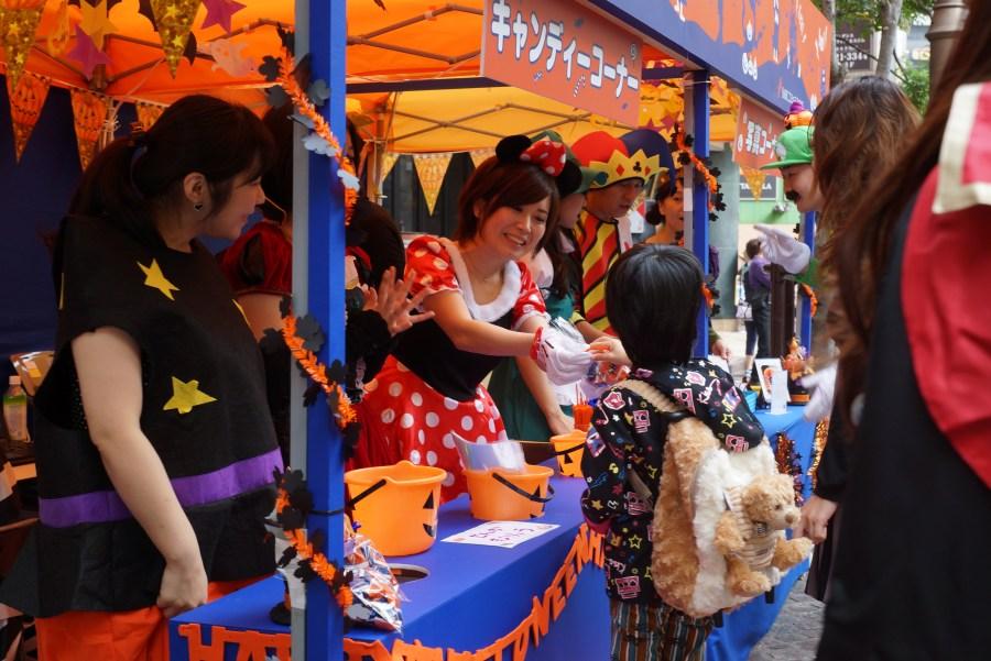 神戸のハロウィン2017!パーティー・イベント、元町・三宮の場所も