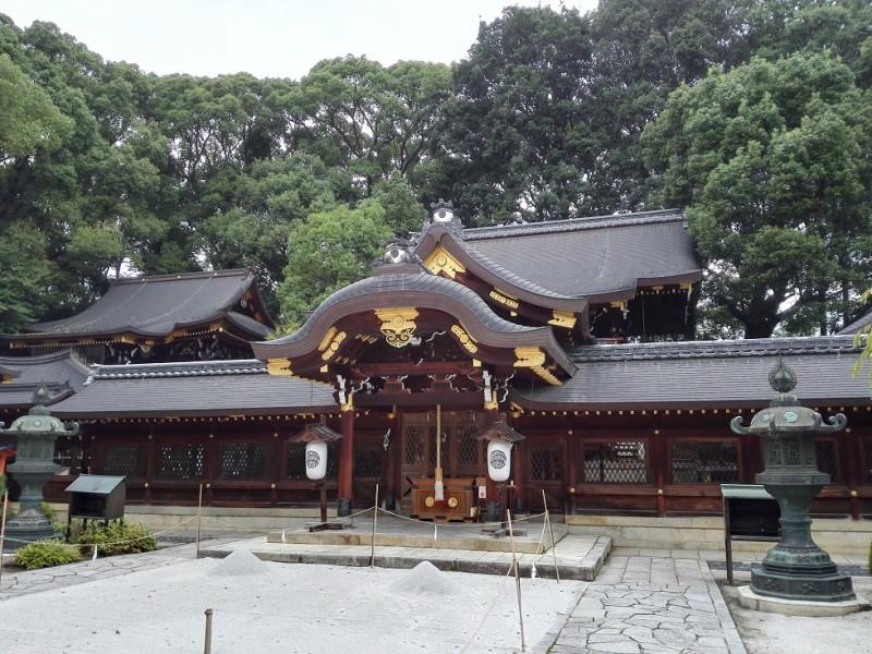 今宮神社の御朱印と御朱印帳の種類・時間・場所は?境内の見所も!