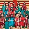 E-girls19名全員でXmasを彩る!新曲「Merry × Merry Xmas★」MV公開!