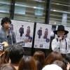 吉田山田、全曲タイアップ「未来/Today,Tonight」のリリース記念イベントを開催!