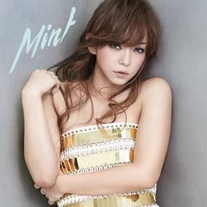 Namie Amuro シングル「Mint」CD onlyジャケ写