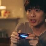 Da-iCE、CM初出演!「PS4」のゲームで盛り上がる!