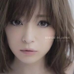 浜崎あゆみ アルバム『M(A)DE IN JAPAN』<TeamAyu盤(初回生産限定盤) DVD>ジャケ写
