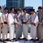 SOLIDEMOが「みなと横浜 ゆかた祭り応援大使」就任、みなと横浜の夏の顔に