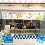 HOWL BE QUIET、アイスクリーム「ホブソンズ」で1日店長イベントを開催!