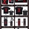 【X JAPAN】『VISUAL JAPAN SUMMIT 2016』のX JAPANグッズがECでの販売が決定!!