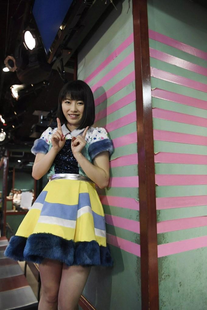 AKB48 横山由依総監督 ©AKS