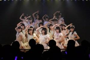 AKB48劇場オープン11周年特別記念公演より ©AKS