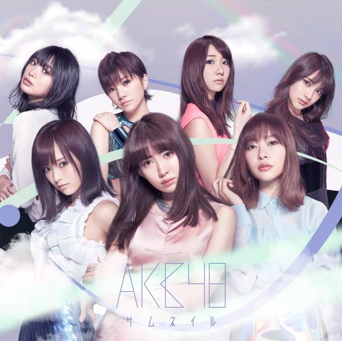 AKB48 8thアルバム「サムネイル」【Type A】ジャケ写