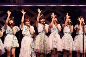 AKB48グループリクエストアワー セットリストベスト100 2017 1日目昼公演より ©AKS