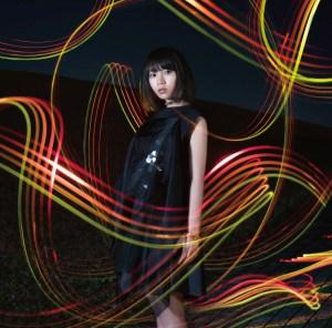 YURiKA 1st single「Shiny Ray」【通常盤(CD)】ジャケ写