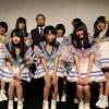 メジャーデビューが決定している大注目のアイドルグループ『虹のコンキスタドール』主演映画「聖ゾンビ女学院」ゆうばりにてワールドプレミア!