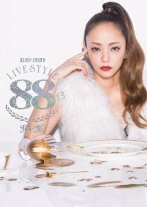 Namie Amuro LIVE DVD 「namie amuro LIVE STYLE 2016-2017」ジャケ写