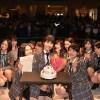 おめでたいことずくし!! 国民的美少女アイドルX21、セカンドアルバム発売日にメンバー朝ドラ「べっぴんさん」さくら役、井頭愛海のサプライズ生誕祭も実施!