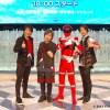 シシレッドも登場!『宇宙戦隊キュウレンジャー』主題歌CD発売イベント開催!