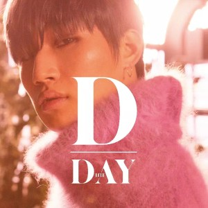 D-LITE (from BIGBANG) New Mini Album『D-Day』【CD+スマプラミュージック】ジャケ写