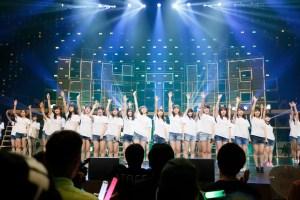 HKT48 春の関東ツアー2017 ~本気のアイドルを見せてやる~@NHKホールより ©AKS