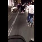 滋賀県の中学生のダサい自転車暴走族が話題に!どこの中学校へ通っている!?