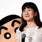 しんちゃん声優 矢島晶子さん 6月末で降板「しんのすけ声保つ事難しく…」