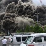 東京・多摩市で建築中オフィスビス火災 作業員5人死亡、25人が重症!