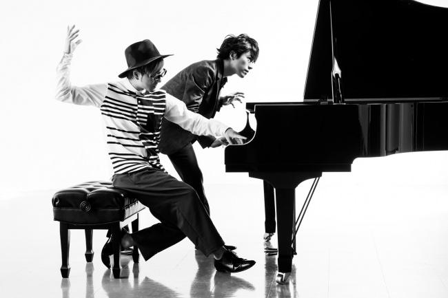 """【リーガロイヤルホテル広島】一緒に写真が撮れる特典付!""""作曲家とピアニスト""""の新感覚ピアノ・デュオによるライブ『鍵盤男子 Freedom-extra-』を開催"""