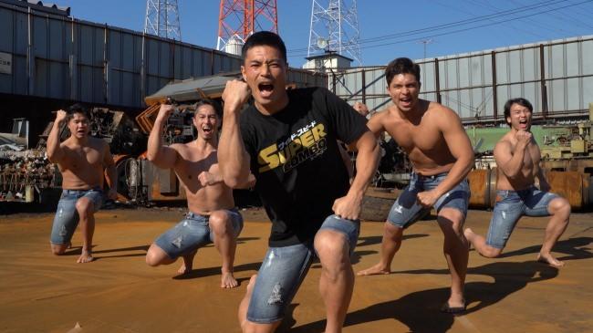 元ラグビー日本代表山田章仁選手×マッチョ29による『ワイルド・スピード/スーパーコンボ』応援動画を公開!!