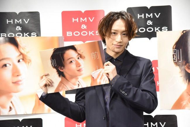 注目俳優・前山剛久、イベント即完売のカレンダーで地元大阪愛をアピール!!「聖地巡礼してください!」2020年は「29歳、肉のように脂の乗った1年にしたい」