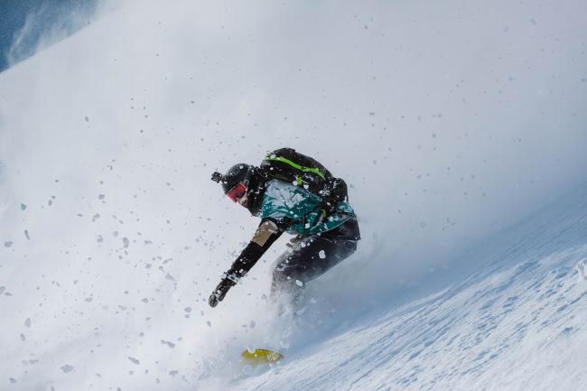 フリーライドスキー・スノーボードの世界最高峰大会「Freeride World Tour」 全戦の放送/配信を決定!