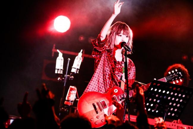 藤川千愛ライブレポート 新宿BLAZE「新宿の夜」1/19