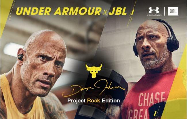 アンダーアーマー x JBLの限定モデル 完全ワイヤレスイヤホン「UA FLASH THE ROCK」などがJBLオンラインストアに、ついに登場