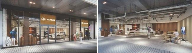 マークレビンソンがトヨタモビリティ東京と初のコラボレーション 国内2店舗目のポップアップ店舗 「レクサス二子玉川ライズ」2020年1月31日(金)より期間限定オープン!
