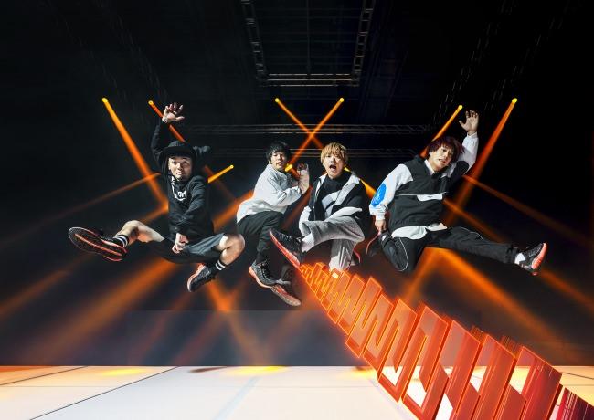 "04 Limited Sazabys ×Reebok ""ZIG KINETICA""とのコラボ楽曲「Jumper」Music Videoが2月21日(金)に公開!"