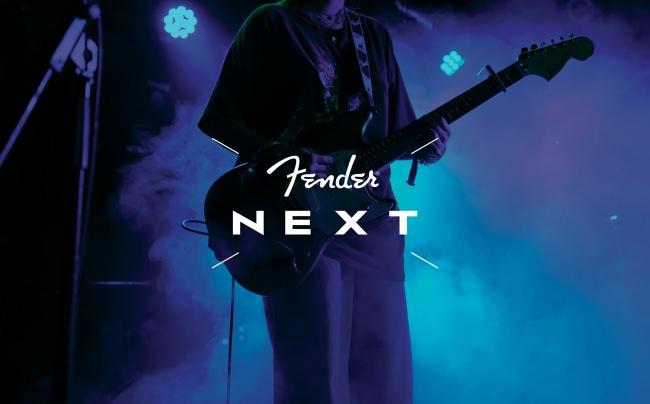 世界のアーティストを全面サポートするプログラム「FENDER NEXT」第2期アーティスト発表。