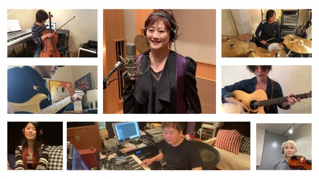 "【BS-TBS】好評放送中の音楽番組「Sound Inn ""S""」、「Sound Inn ""S""」@HOME 第2弾は、渡辺美里が「BELIEVE」をセルフカバー!"