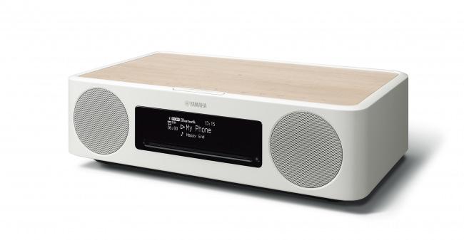 洗練されたデザインと機能性。自分らしい、こだわりのスタイルで音楽が楽しめる ヤマハ デスクトップオーディオシステム 『TSX-B237』