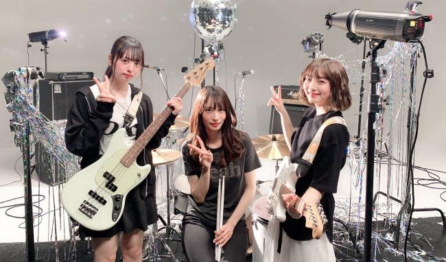 愛媛の美人ガールズバンド 大野姉妹with清原梨央(延)  満を持してYouTuberデビュー!