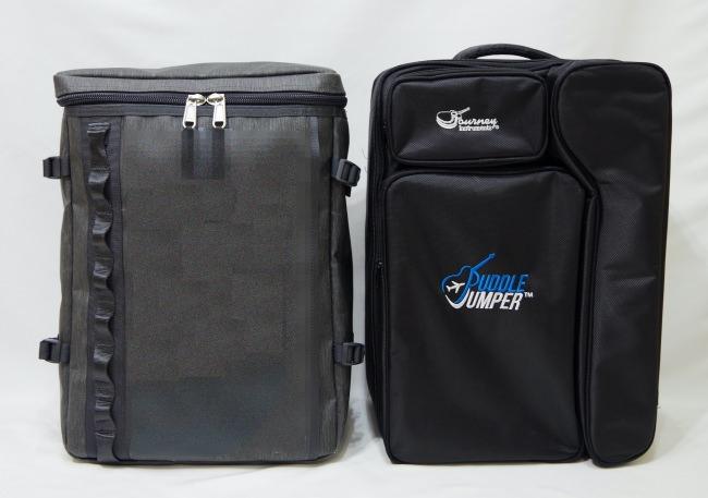 サイズ比較PJ410Nバッグ