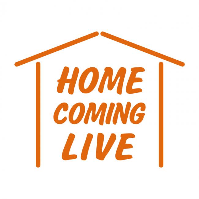 生配信ライブ企画、「HOMECOMING LIVE」スタート!