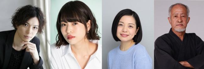 瀬戸祐介ほか、全キャスト解禁!ワンカット映画『アタシ、キレイ?』特設サイトもOPEN!!