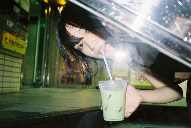 【美山加恋】「#茶ガール」記念すべき50人目として登場!