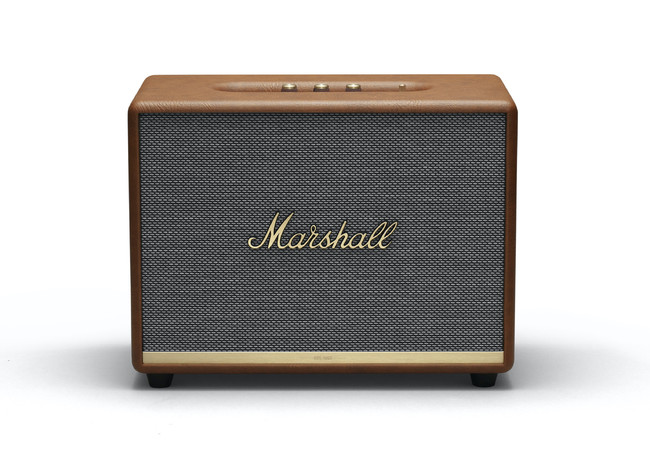 Marshallの技術全てを結集した「WOBURN Ⅱ」