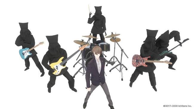 リアルタイム3Dライブ配信の演出ソフトウェアを大幅アップデート!8月の「にじさんじ」3D配信にて実施!