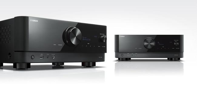 デザイン、回路構成を一新。最新の3次元音場機能、HDMI規格に対応し、コンテンツの感動と楽しさを深める新モデル発売 ヤマハ AVレシーバー 『RX-V6A』 『RX-V4A』