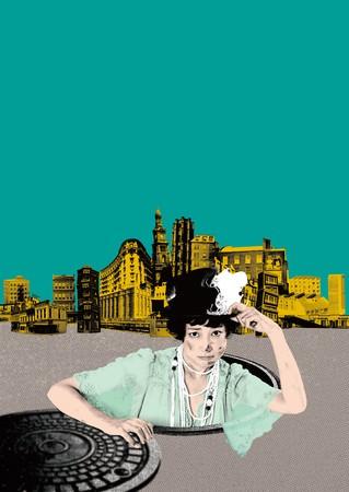ケラリーノ・サンドロヴィッチ ×緒川たまき「ケムリ研究室」による新作「ベイジルタウンの女神」9月22日の公演をWOWOWでライブ配信決定!