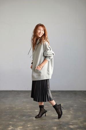 【新山千春】企画・プロデュースするファッションブランド誕生